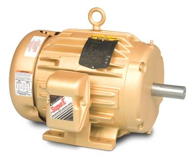 15hp baldor tefc 3 phase energy efficient electric motor Electric motor solutions