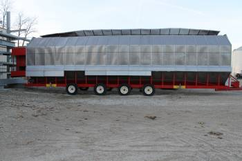 Refurbished Superb SA1200C Grain Dryer