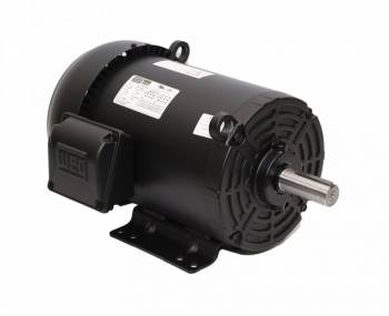 WEG - 5HP WEG TEFC 3 Phase Energy Efficient Electric Motor