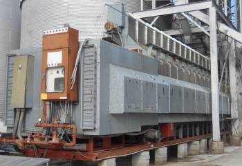 Used Superb SA1000C Grain Dryer