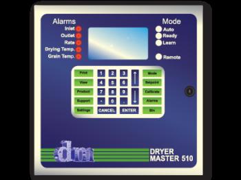 Dryer Master - GSD Distribution Dryer Master DM510