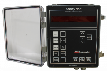 Grain Systems Distribution - GSD Distribution Sentry PAC Programmed Aeration Controller