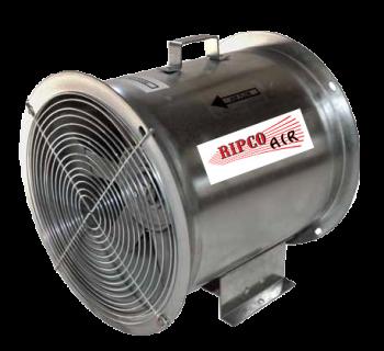 "Grain Systems Distribution - 12"" GSD Axial Fan - 3/4 HP 3PH 230/460V"