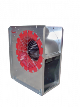 "Grain Systems Distribution - 22"" GSD Centrifugal Fan with Control - 5HP 1PH 230V"