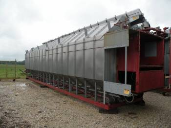 Used Superb SE1200C Grain Dryer