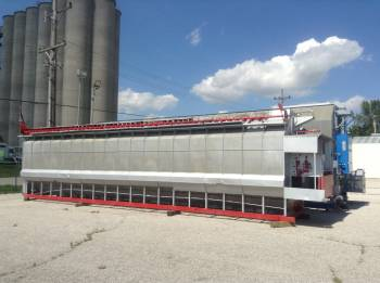 Used Superb SE1200C Grain Dryer