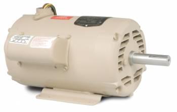 Baldor - 3-4 1/2 HP Baldor 1 Phase Universal Crop Dryer Motor