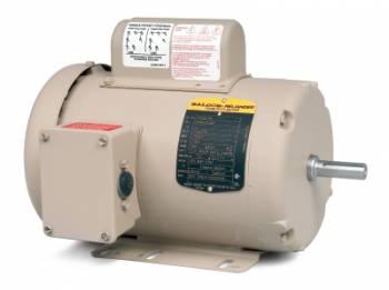 Baldor - 1/2HP Baldor TEFC 1 Phase Farm Duty High Torque Motor