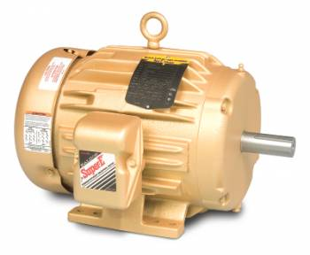 Baldor - 15HP Baldor TEFC 3 Phase Energy Efficient Electric Motor