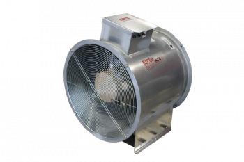 """Grain Systems Distribution - 24"""" GSD Axial Fan with Control - 5 HP 3PH 230/460V"""