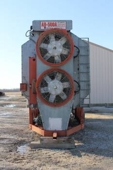 Used Farm Fans AB-500A Grain Dryer