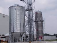 Used & Refurbished Equipment - Used Meyer ME1200 Grain Dryer