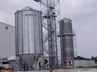Used & Refurbished Equipment - Used Meyer ME1200 Grain Dryer