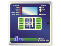 Grain Systems Distribution - GSD Controllers - Dryer Master - GSD Distribution Dryer Master DM510