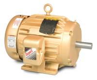 Baldor - 100HP Baldor TEFC 3 Phase Energy Efficient Electric Motor